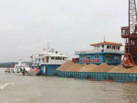 安徽省7市禁止砂石料公路运输至省外 鼓励水运、铁路运输