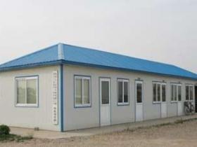 某工程项目部签订的彩钢活动板房采购安装合同协议书